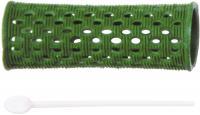 Бигуди RMHR3 зеленые d26мм 12шт