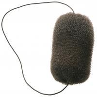 Валик НО-5113 овальный черный, сетка с резинкой
