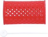Бигуди RMHR 1 красные d40мм 12шт