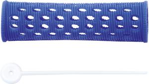 Бигуди RMHR4 синие d20мм 12шт