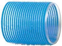 Бигуди липучка  R-VTR15  голубая  55мм  6шт.
