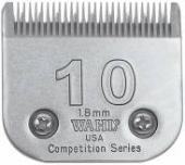 Нож 1247-7370 Wahl #10Fдля роторной 1,8мм
