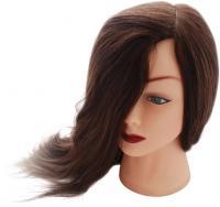 "Голова М-2023М-6 ""шатенка""  волосы 30-40 см."