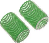 Бигуди липучка  R-VTR.8  зеленые  20мм, 12шт.
