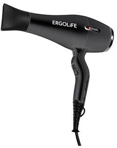 Фен 03-001ErgoLife 2200Вт черный софт тач
