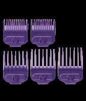 Насадка 66345 ANDIS набор (1,55/3/6/10/13мм) на магнитах 5шт